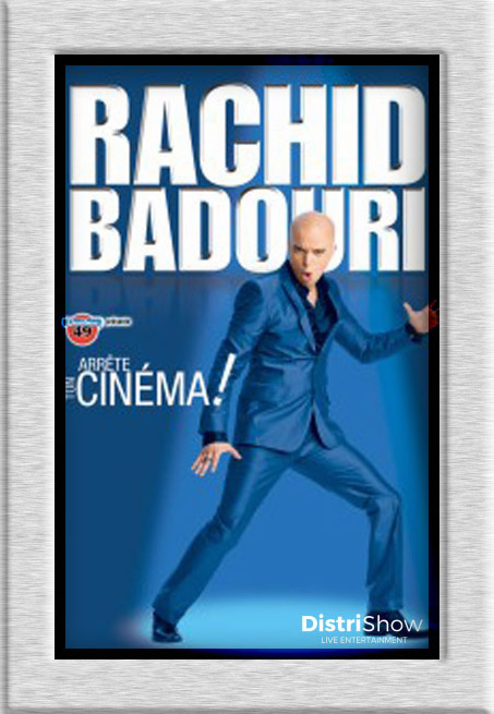 Rachid Badouri booking