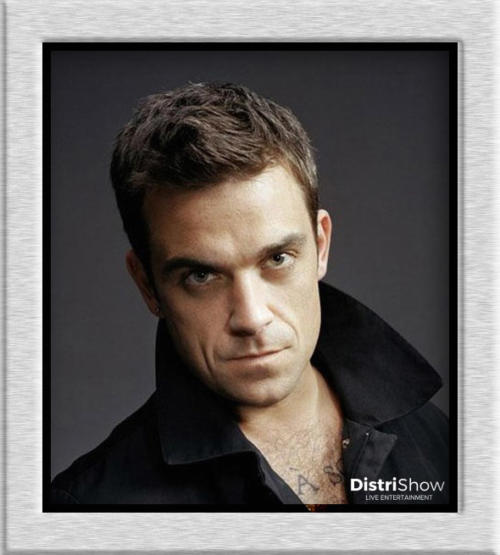 Robbie Williams booking
