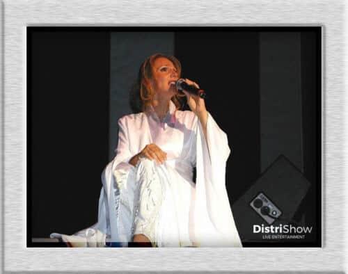 Sosie de Céline Dion booking