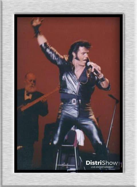 Sosie de Elvis Presley booking