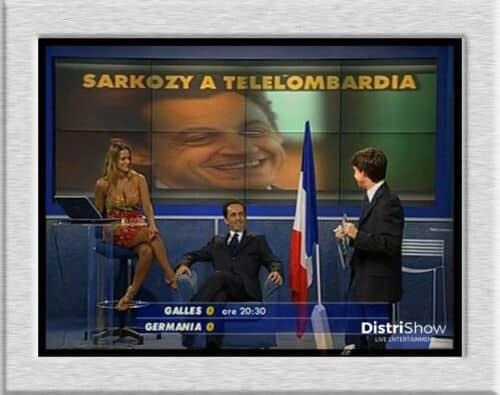 Sosie de Nicolas Sarkozy booking