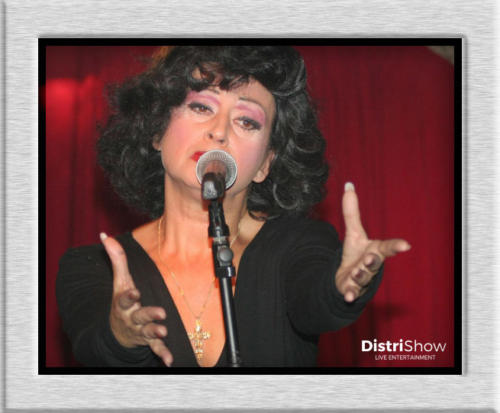 Sosie Vocal Edith Piaf booking