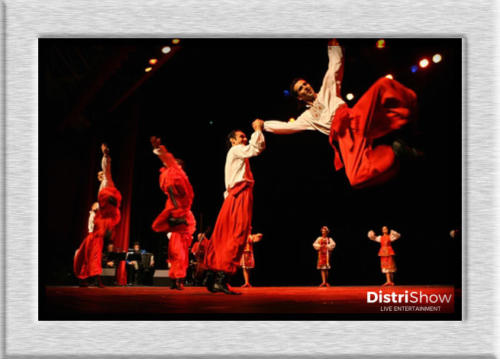 Spectacle de Danse Russe booking