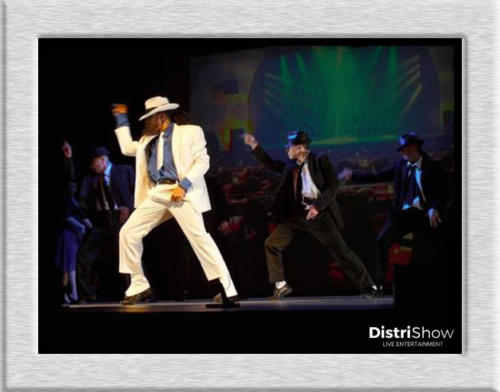Spectacle musical Michael JACKSON booking