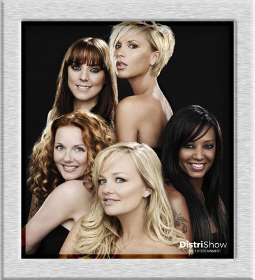 Spice Girls booking