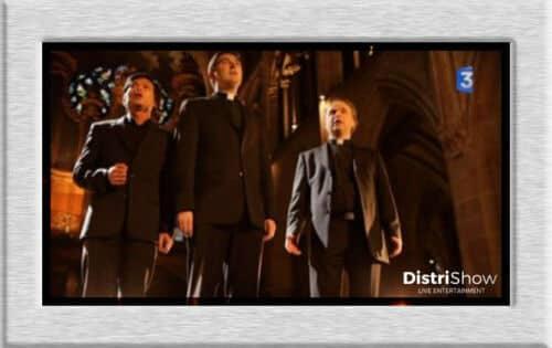 Spiritus Dei Les Prêtres Concert booking