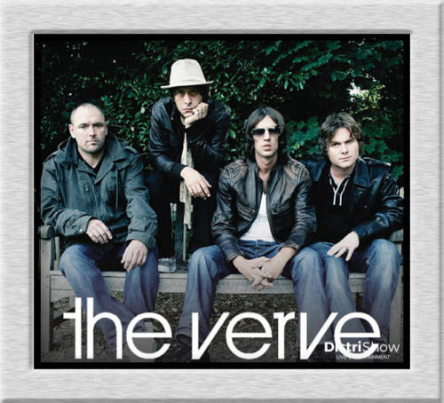 The Verve booking