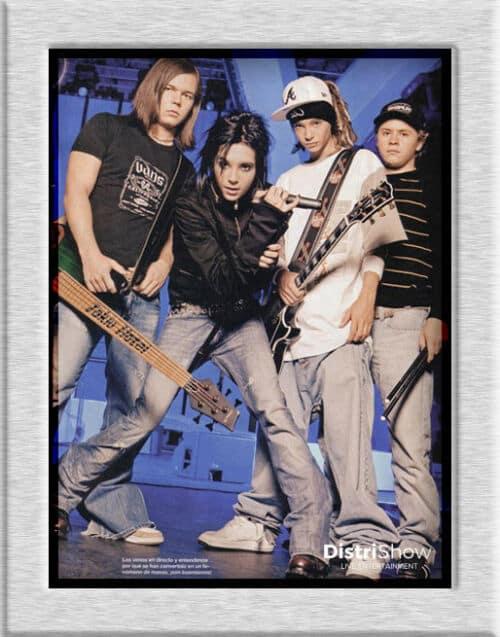 Tokio Hotel booking