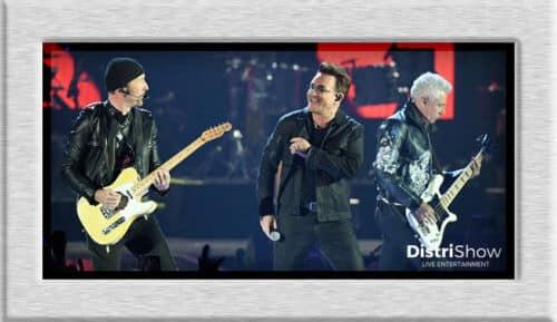 U2 private concert booking