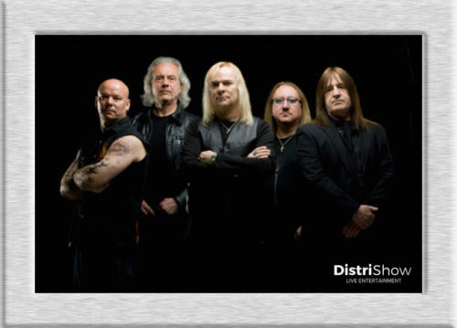 Uriah Heep booking