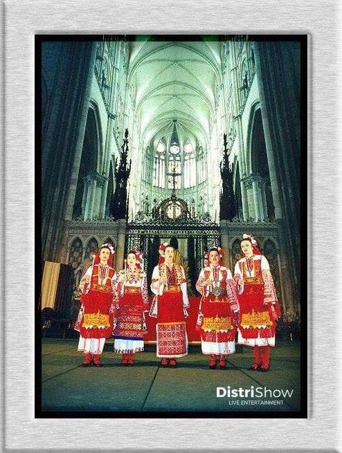 Voix Bulgares groupe